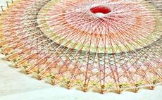 糸かけ曼荼羅アート講座